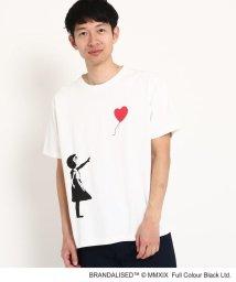 THE SHOP TK/グラフィック半袖Tシャツ バンクシー/502287427