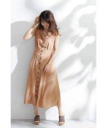 PROPORTION BODY DRESSING/◆オープンカラーサマードレス/502287707