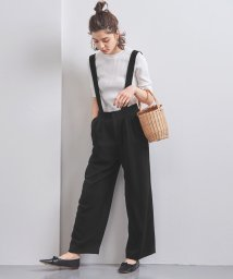 UNITED ARROWS/<STYLE for LIVING> サスペンダー パンツ†/502288195