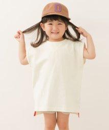 URBAN RESEARCH DOORS(Kids)/ノースリーブガゼットTシャツ(KIDS)/502288424