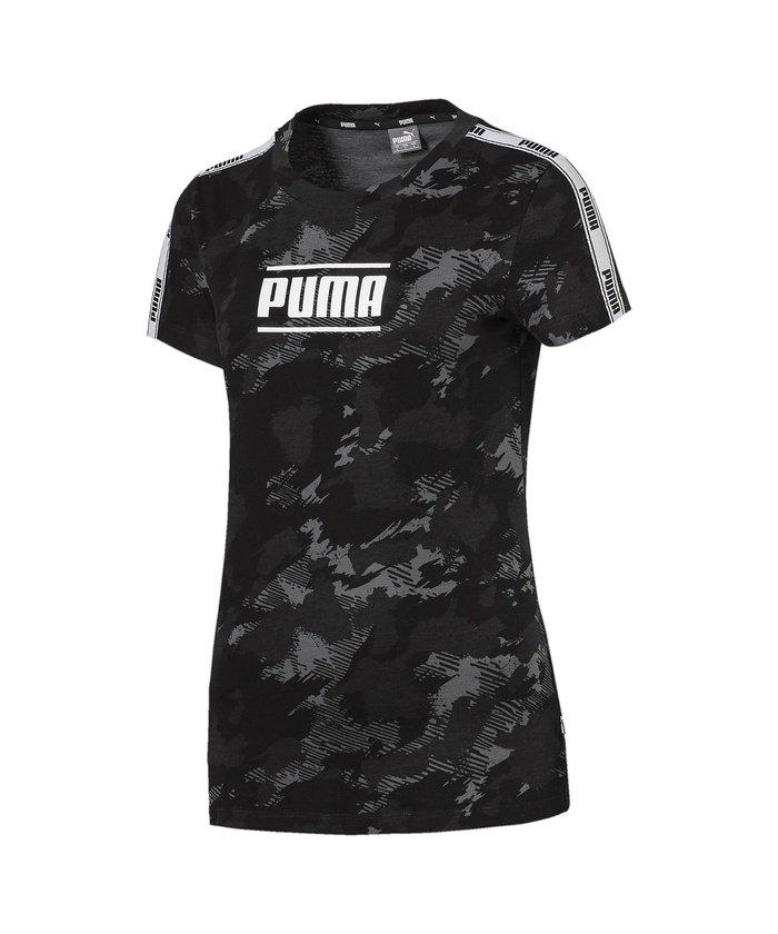 プーマ/レディス/CAMO PACK AOP Tシャツ