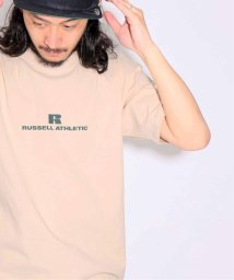 JOURNAL STANDARD/RUSSELL×JS / ラッセル別注 : ロゴTEE/502290522