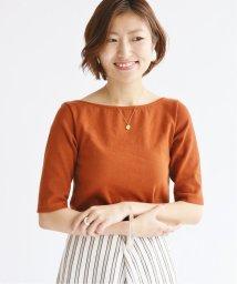 IENA/カップ付 ハーフスリーブカットソー◆/502290845
