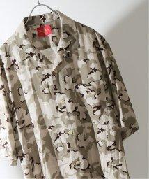 JOURNAL STANDARD relume Men's/KING KOLE for relume / 別注キングコール オープンカラーシャツ/502291724