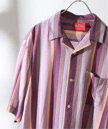 JOURNAL STANDARD relume Men's/《予約》KING KOLE for relume / 別注キングコール オープンカラーシャツ/502291724