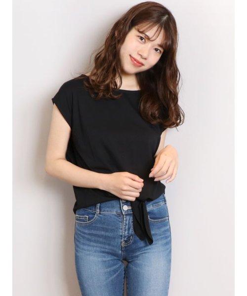 dazzlin(ダズリン)/basic ribon Tシャツ/021932700901