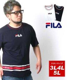 MARUKAWA/【FILA】 大きいサイズ メンズ フィラ 半袖 Tシャツ ブランド/502035793