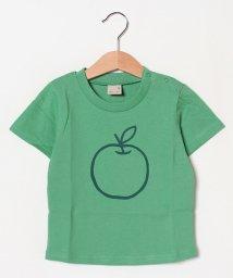 petit main/手描きフルーツTシャツ/502272075