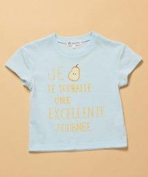 ROPE' PICNIC KIDS/【ROPE' PICNIC KIDS】メッセージプリントTシャツ/502287884