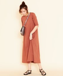 BEAUTY&YOUTH UNITED ARROWS/BY∴ フレアマキシカットソーワンピース/502292138