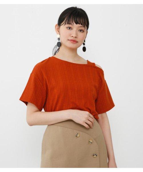 Avan Lily(アヴァンリリィ)/ワンショルTOPS/180CS880-3610