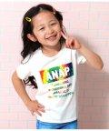 ANAP KIDS/タイダイBOXロゴプリントTEE/502251299