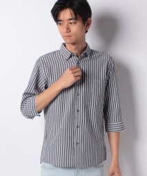 JNSJNM/【BLUE STANDARD】キョウネンコットン7ブシャツ/502252511