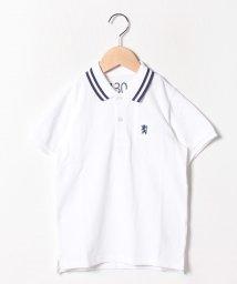 GIORDANOK/[GIORDANO]スモールライオン刺繍ポロシャツ/501561614