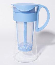 Afternoon Tea LIVING/HARIO/ロゴ柄ストレーナー付きガラスポット 600ml/502019063
