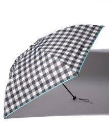 Afternoon Tea LIVING/総柄軽量折りたたみ傘 雨傘/502267706