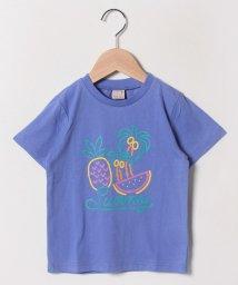petit main/カラフルイラストTシャツ/502276686