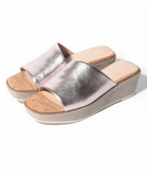 INTER-CHAUSSURES IMPORT/【ABOVE AND BEYOND】厚底ミュールサンダル/502288033