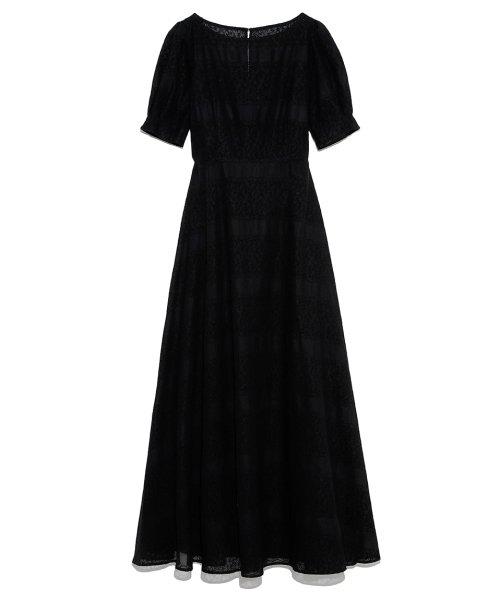 FRAY I.D(フレイ アイディー)/アイレット刺繍ドレス/FWFO192602