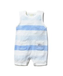 gelato pique Kids&Baby/【BABY】'スムーズィー'グラデーションボーダー baby ロンパース/502293975