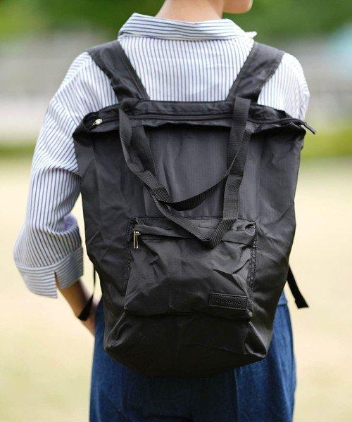 [GIORDANO]パッカブルトートバッグ