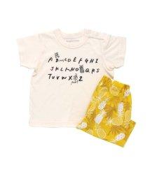 ampersand / F.O.KIDS MART/トロピカル柄かぶりパジャマ/502002870