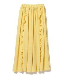 Ray BEAMS/sister jane / Frill Midi Skirt/502037583