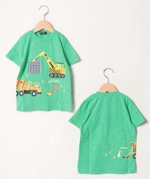 kladskap/働く車半袖Tシャツ/502285135