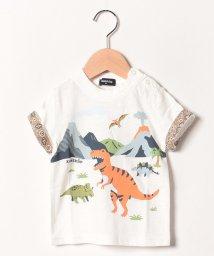 kladskap/恐竜の世界半袖Tシャツ/502285136