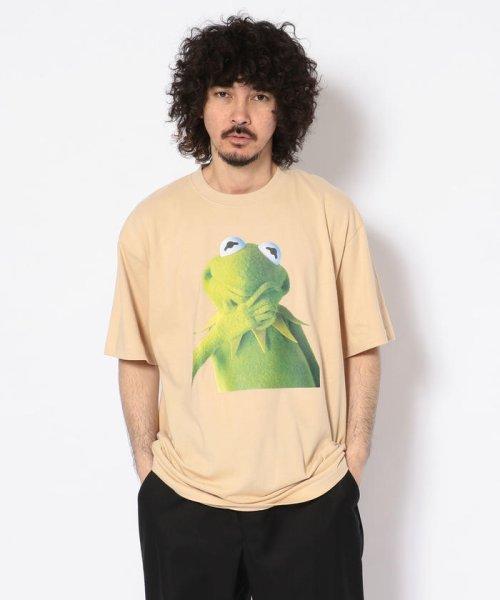 LHP(エルエイチピー)/WHITELAND/ホワイトランド/NEW KERMIT Tシャツ/605919102-60