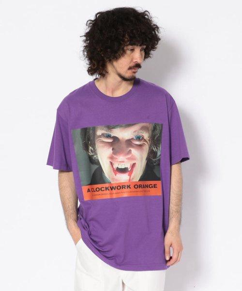 LHP(エルエイチピー)/WHITELAND/ホワイトランド/A CLOCKWORK ORANGE Tシャツ/605919103-60