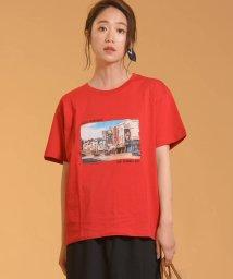 LIPSTAR/転写プリントPHOTO-Tシャツ/502294534