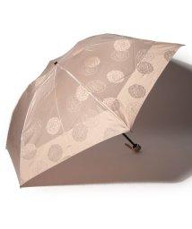 LANVIN Collection(umbrella)/LANVIN COLLECTION 婦人 ミニ傘 カチオン ジャガード バラ/501913210