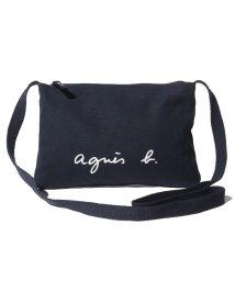 agnes b. Voyage/【WEB限定】GO03-07 ロゴサコッシュ/502040202