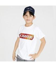KRIFF MAYER(Kids)/ボックスロゴTEE(120~160cm)/502288096