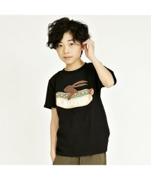 KRIFF MAYER(Kids)/ロゴクルーT(HOT-DOG)(120~160cm)/502288097
