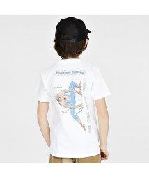 KRIFF MAYER(Kids)/MARVELスパイダーマンT(Back-LOGO)(130~160cm)/502288102