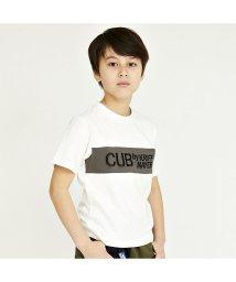 KRIFF MAYER(Kids)/配色×ロゴ刺繍TEE(120~160cm)/502288112