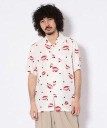 GARDEN/Aloha Blossom/アロハ ブロッサム/KISS/キス/アロハシャツ/502295690