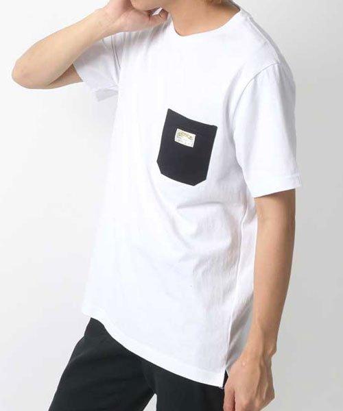 MARUKAWA(マルカワ)/【SMITH'S AMERICAN】スミスアメリカン ポケット 半袖Tシャツ/0112280950