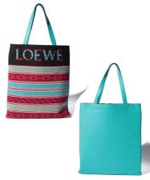 LOEWE/【LOEWE】VERTICAL TOTE KNIT BAG/502267366