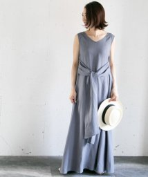 URBAN RESEARCH ROSSO/★リボンマキシワンピース/502297340