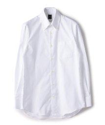 SHIPS MEN/SD: ALBINIオックスフォード ロイヤル ソリッド ボタンダウンシャツ(ホワイト)/502297341