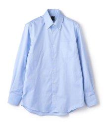 SHIPS MEN/SD: ALBINIオックスフォード ロイヤル ソリッド ボタンダウンシャツ(ライトブルー)/502297342