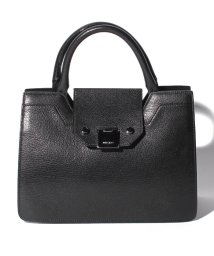 JIMMY CHOO/【JIMMY CHOO】2WAYハンドバッグ/REBELTOTES【BLACK】/502277884
