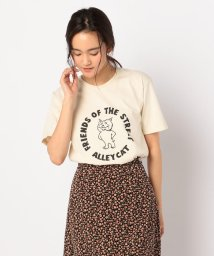 FREDY&GLOSTER/【MIXTA/ミクスタ】ALLEY CAT Tシャツ/502292208