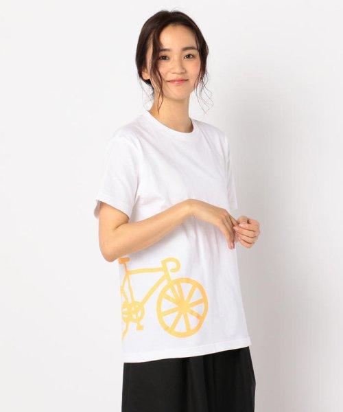 FREDYMAC(フレディマック)/メガチャリ+ワッペンTシャツ/9-0360-2-20-039