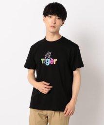 FREDYMAC/Tiger インクジェットプリントTシャツ/502292237