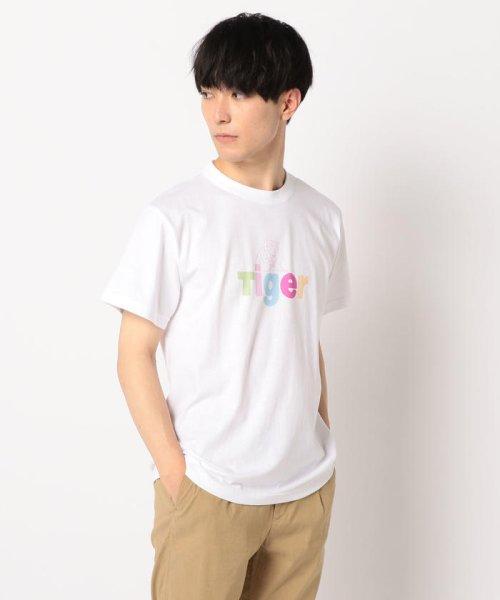 FREDYMAC(フレディマック)/Tiger インクジェットプリントTシャツ/9-0609-2-50-021