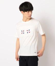 FREDYMAC/エンボス チャリTシャツ/502292245